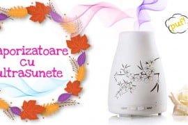 Difuzor de uleiuri esentiale Oleya: aromaterapia la tine acasă