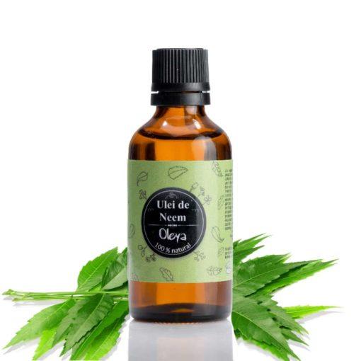 Ulei de neem presat la rece oleya