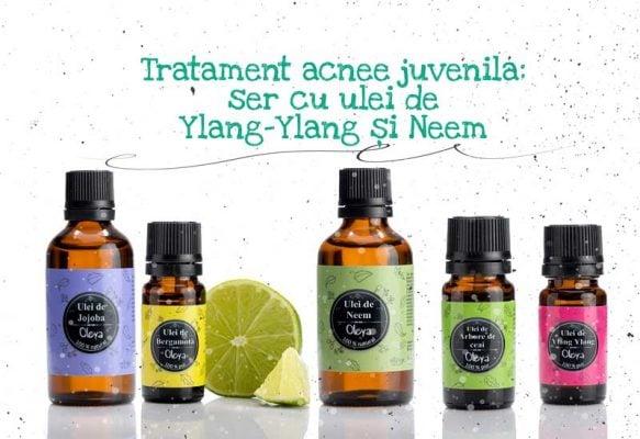 tratament acnee juvenila natural