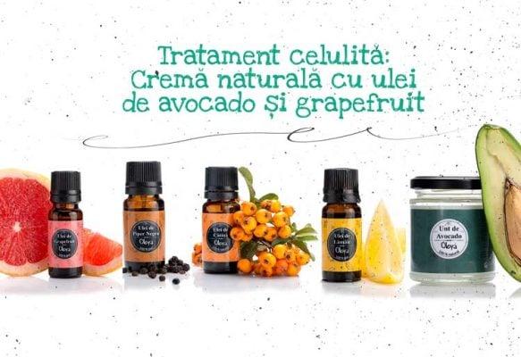 tratament celulita natural