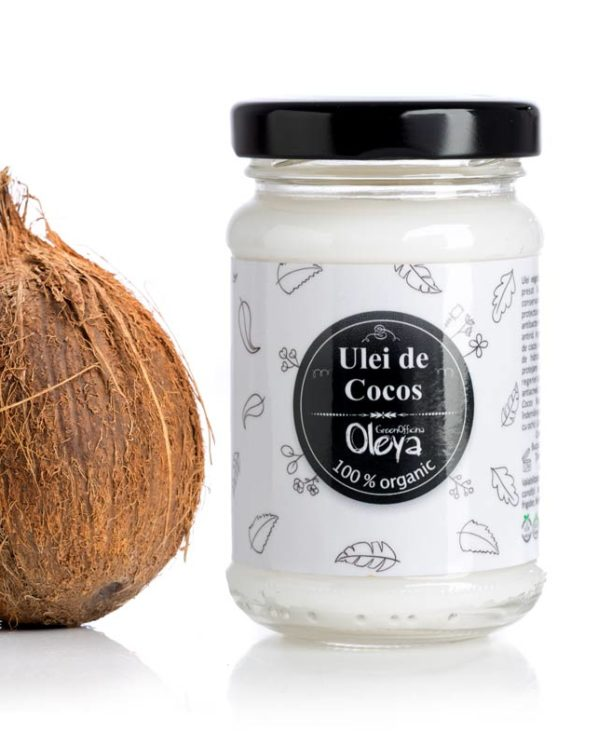 ulei de cocos organic