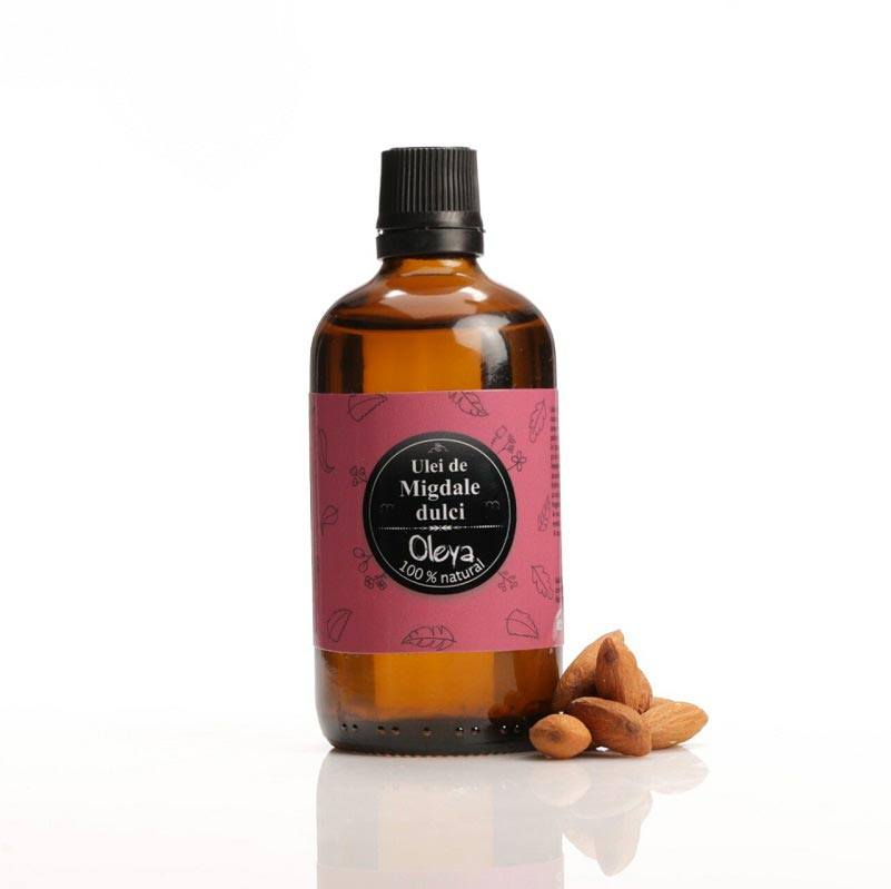 ulei de migdale dulci pentru ten