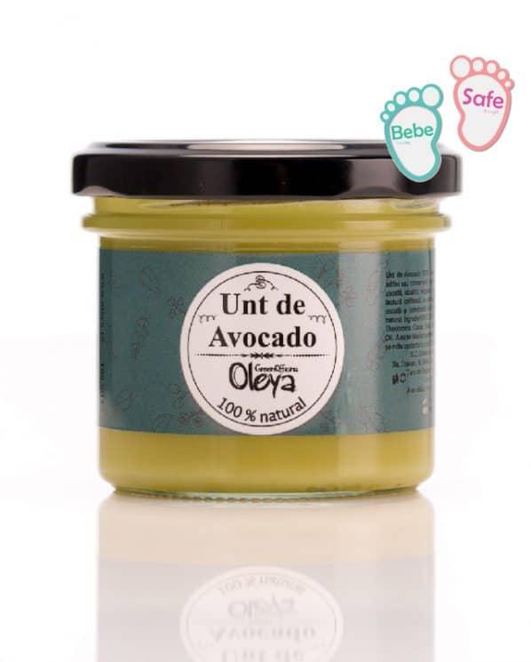 unt de avocado oleya organic