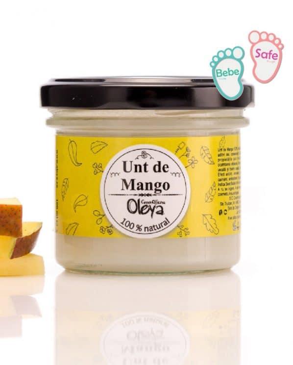 unt de mango oleya organic