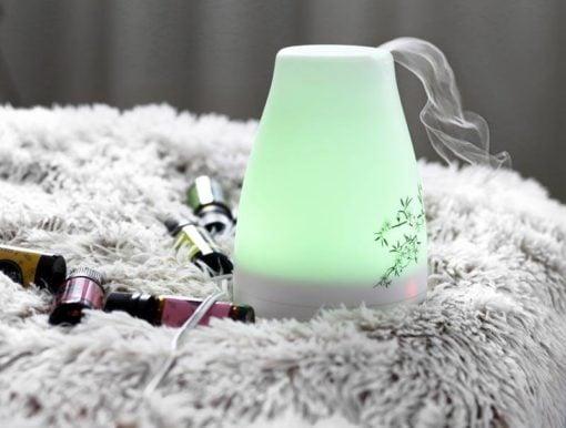 aparat aromaterapie vaporizator