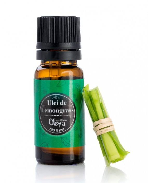 ulei esential de lemongrass uleiuri esentiale