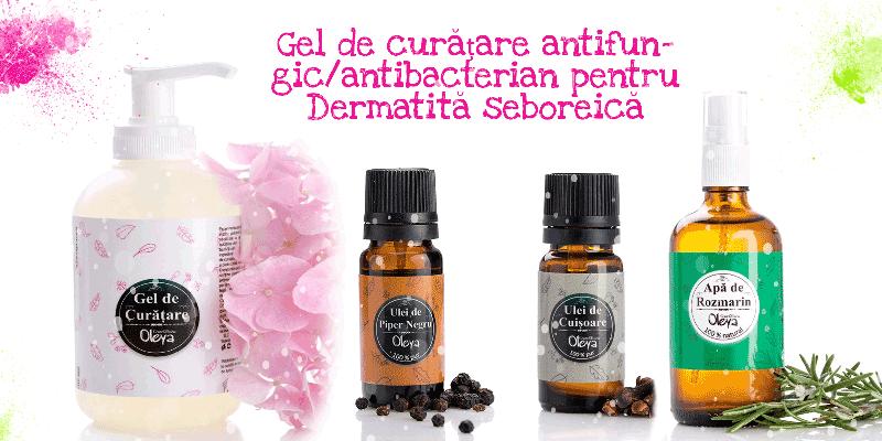 crema dermatita seboreica naturist