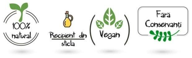 unturi vegetale cosmetice pentru corp si ten