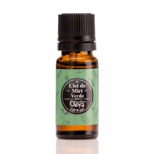 ulei esential de mirt verde natural bio terapeutic