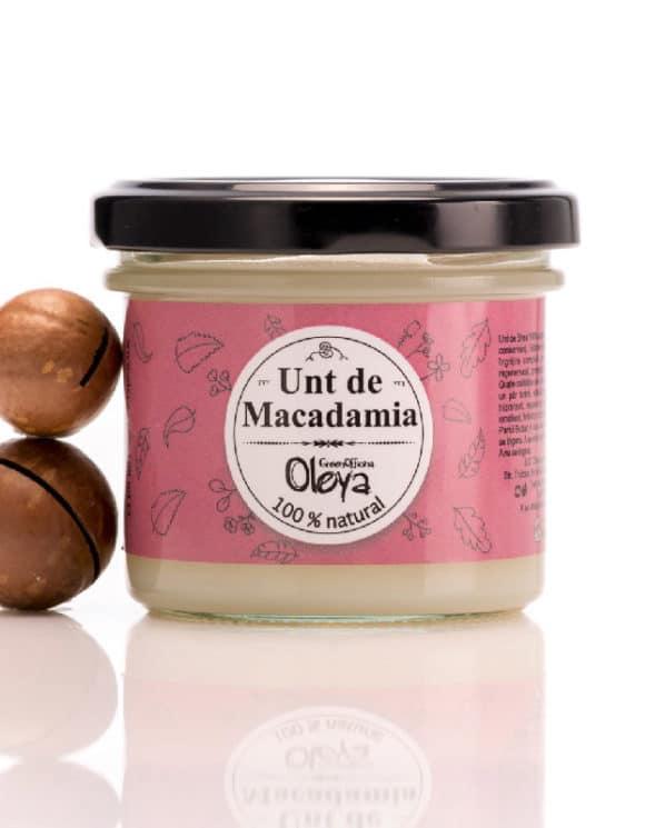 unt de macadamia bio