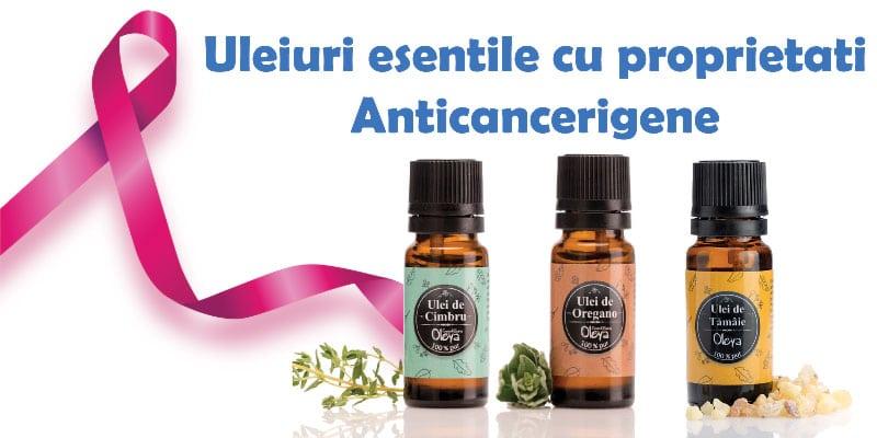 Uleiuri esentiale anticancerigene