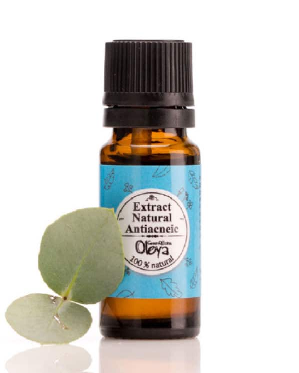 extract antiacneic natural