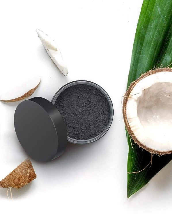 pudra de cocos activa