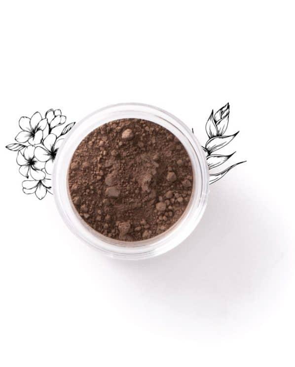 Mineral Eyebrow - Pudra de sprancene naturala
